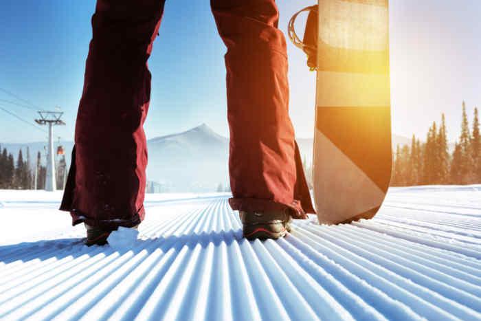 Las colinas de esquí cerca a Toronto abren esta semana gracias a las nevadas récord - QPASA