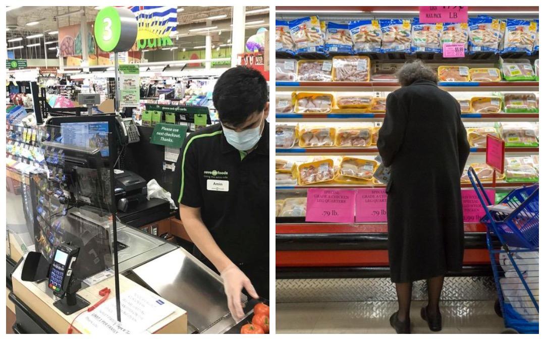medidas preventivas de los supermercados